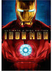 Iron Man DVD Cover