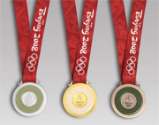 Olympic Medals 2008